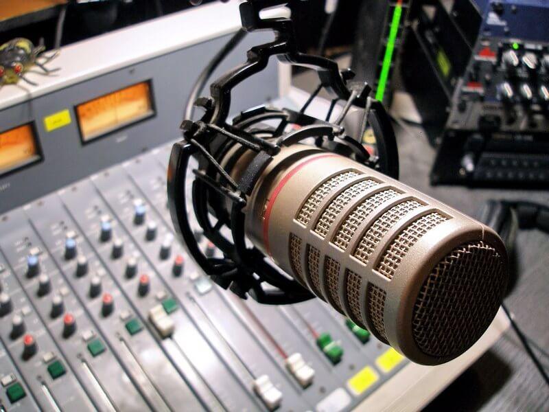 КейЛок на радио