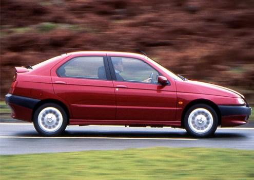 Вскрытие замков автомобиля Alfa Romeo
