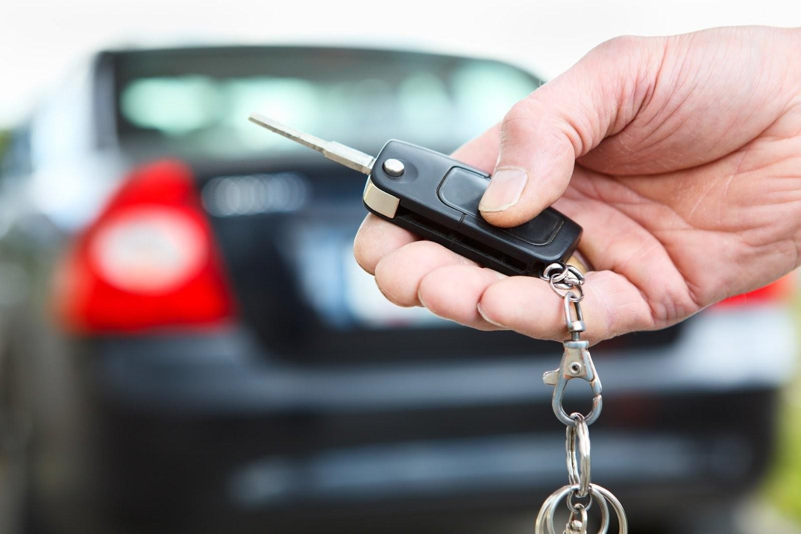 Изготовление автомобильного ключа