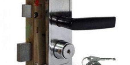 Ремонт и замена кнопочного замка