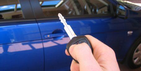 Не открывается дверь автомобиля в Бресте