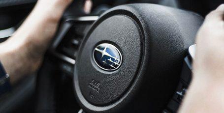 Ремонт замка зажигания автомобиля Subaru