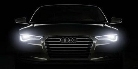 Вскрытие автомобиля Audi
