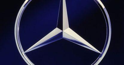 Вскрытие автомобиля Mercedes