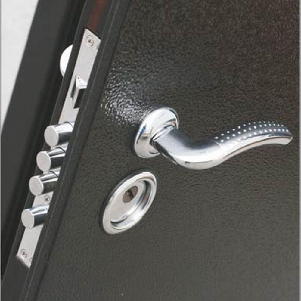 Стальные двери. Особенности стальных дверей и их конструкции
