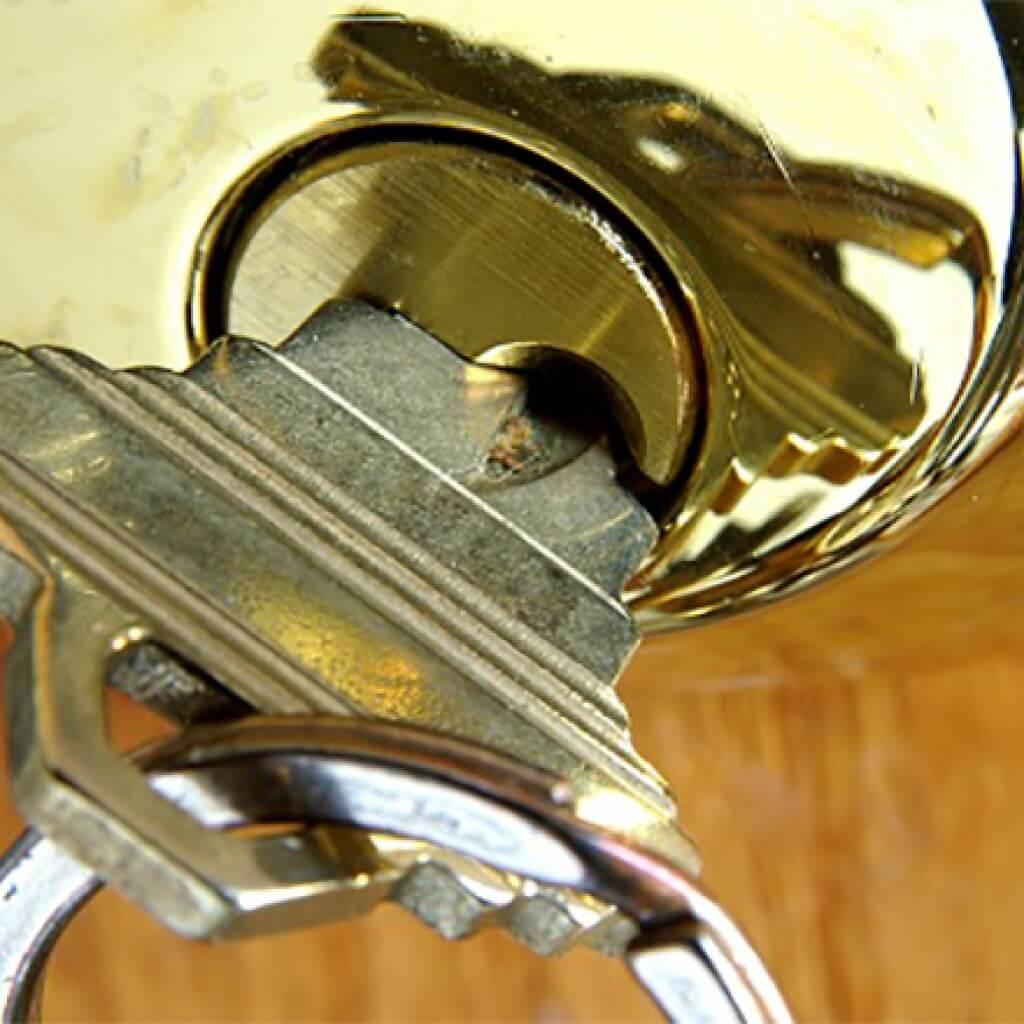 Ключ в замке КейЛок