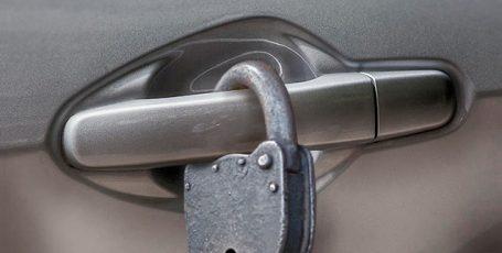 Не открывается дверь автомобиля в Могилеве