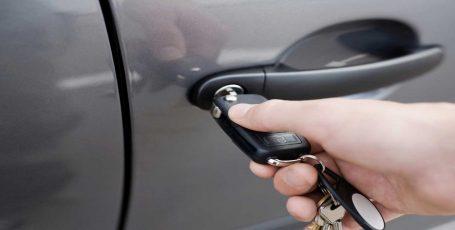 Не открывается дверь автомобиля в Минске